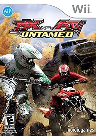 MX vs. ATV: Untamed - Wii