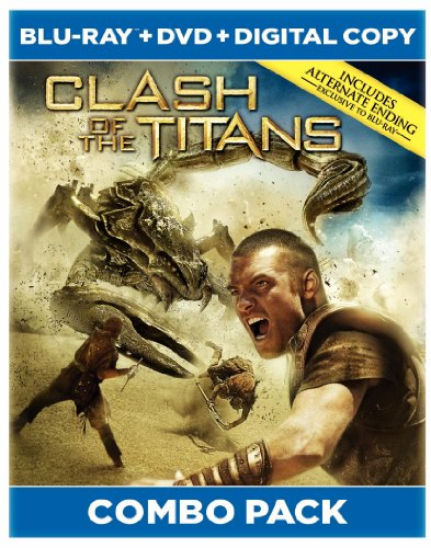 614NuRXXtWL Clash of the Titans (2010) Blu ray review