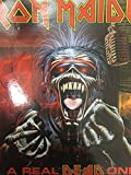 Iron Maiden - A Real Dead One - Very Rare 12tr Lp - Uk 1993 - Original Pressing!
