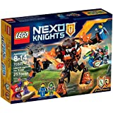 Lego Nexo Knights 70325 Infernox Captures The Queen Building Set