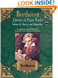 Library of Piano Works: Dances & Bagatelles, Belwin Edition (Beethoven Library of Piano Works)
