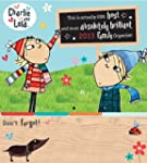 Charlie &amp; Lola Activity Organiser 2013