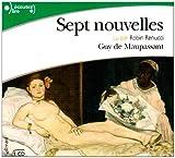echange, troc Maupassant G de - Sept Nouvelles CD
