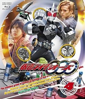 仮面ライダーOOO(オーズ)VOL.4【Blu-ray】