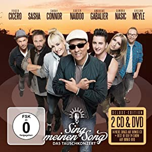 Sing Meinen Song - Das Tauschkonzert (Deluxe Edition / 2 CDs + DVD)