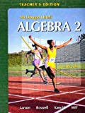 img - for Holt McDougal Larson Algebra 2: Teacher's Edition 2007 book / textbook / text book