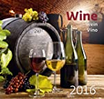 Wine Wall Calendar 2016 -Vino Calenda...