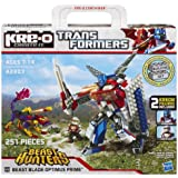 KRE-O Transformers Beast Hunters Beast Blade Optimus Prime Set (A2203)