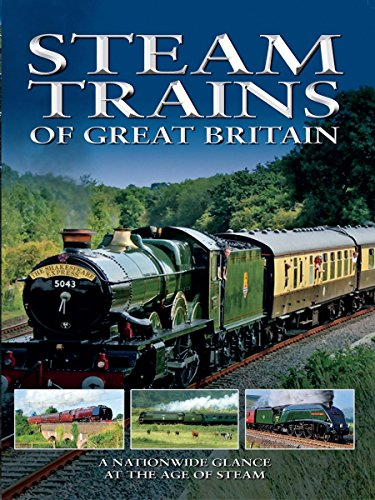 Steam Trains of Great Britain on Amazon Prime Video UK