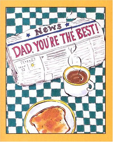 Image for Dad, You're the Best (Petites)
