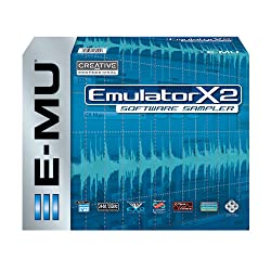 E-MU Emulator X2 Software Synthesizer