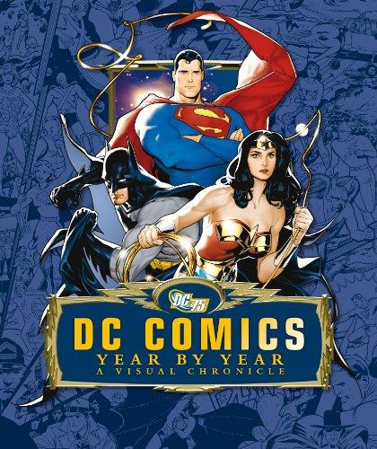 DC Comics Chronicle (Dk)