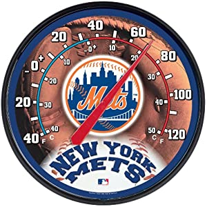 MLB New York Mets Thermometer by WinCraft