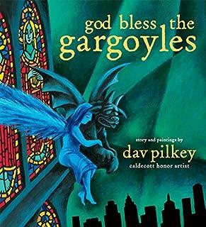 Book Cover: God Bless the Gargoyles