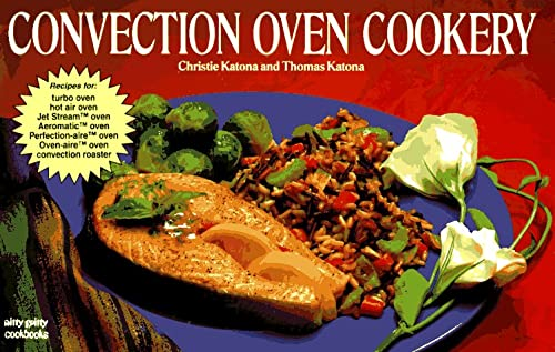 Image for Convection Oven Cookery (Nitty Gritty Cookbooks)