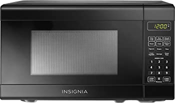 Insignia 0.7 Cu. Ft. Compact Microwave