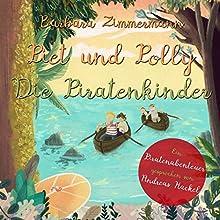 Piet und Polly: Die Piratenkinder Hörbuch von Barbara Zimmermann Gesprochen von: Andreas Hackel