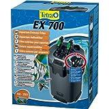 Tetra 145542 EX 700, leistungsstarker Au�enfilter f�r Aquarien inklusive 5 verschiedener Filtermedien, geeignet f�r 100 - 250 L Aquarien