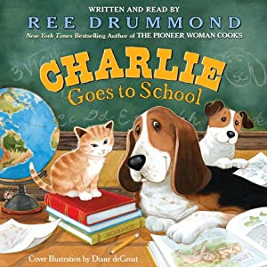 Charlie Goes to School Audiobook