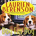 Dog Eat Dog: A Melanie Travis Mystery (       UNABRIDGED) by Laurien Berenson Narrated by Jessica Almasy