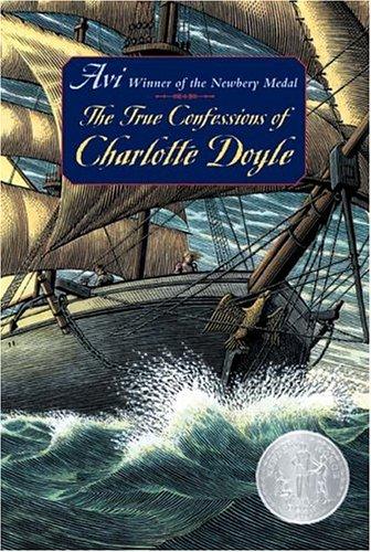 The True Confessions of Charlotte Doyle (rack), AVI
