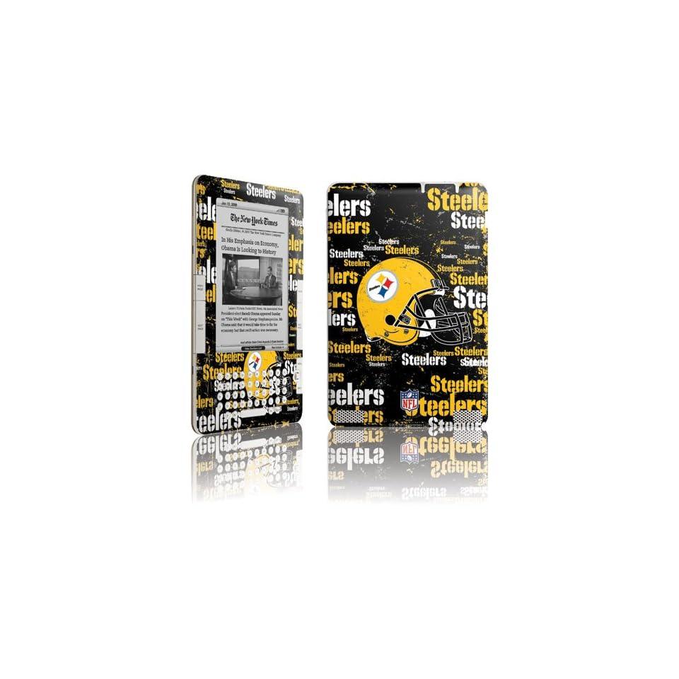 NFL   Pittsburgh Steelers   Pittsburgh Steelers   Blast Dark    Kindle 2   Skinit Skin Kindle Store