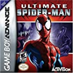 Ultimate Spiderman - Game Boy Advance