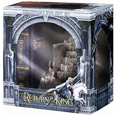 The Lord of the Rings: The Return of the King (Five Disc Collector&#39;s Box Set) [2004]