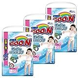 [ケース販売]グーン(GOO.N) やわらかフィットパンツ Lサイズ (9~14kg) 174枚(58枚入×3パック) 女の子 ランキングお取り寄せ