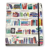 Kate Spade Large Agenda - Bella Bookshelf/Set The Stage