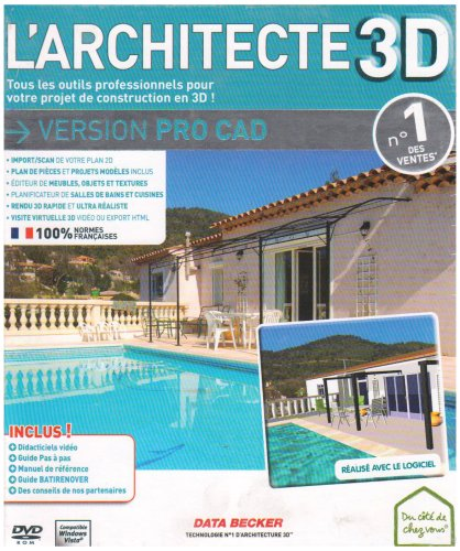 Architecte 3D Pro (vf - French software)