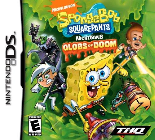 SpongeBob SquarePants featuring NickToons: Globs of Doom NDS - 1