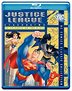 Justice League of America: Season 2 [Blu-ray] [US Import]