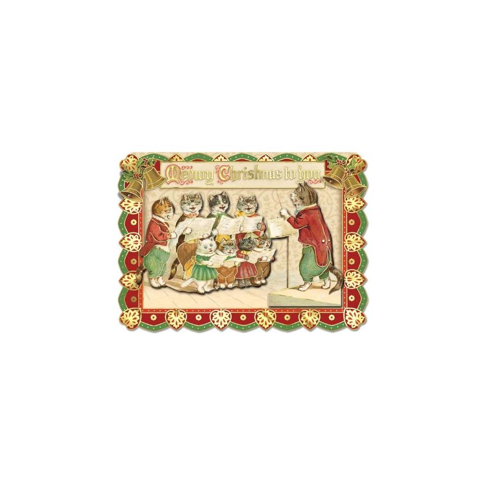 Amazing 3 Dimensional Christmas Cards #1: 614QReYoMWL._SL960_AA960_.jpg