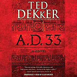 A.D. 33: A Novel Hörbuch