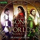 Song of the Worlds, Books 1-3 Hörbuch von Brandon Barr Gesprochen von: Robin Miles