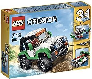 LEGO 31037 Creator Adventure Vehicles