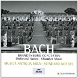 J.S.Bach: Brandenburg Concertos, Orchestral Suit, Chamber Music