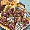 12 Happy Birthday Chocolate Covered S…