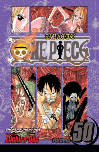 ONE PIECE ワンピース コミック50巻 (英語版)