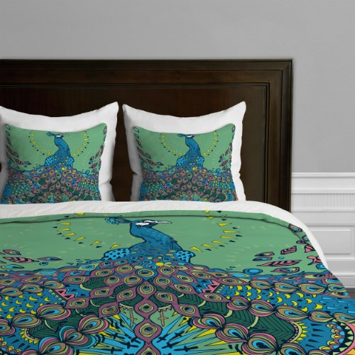 Peacock Bedding is Gorgeous and Popular WebNuggetzcom : 614QpyKhsiL from www.webnuggetz.com size 500 x 500 jpeg 64kB