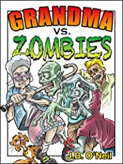 Grandma vs. Zombies - Kicking Zombie Butt...