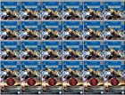 Chaotic M'arrillian Invasion FORGED UNITY Trading Card Game Booster - 24 PACK LOT (9 Cards/Pack)