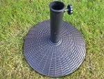 UK-Gardens 10kg Brown Rattan Effect G...