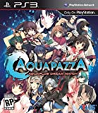 AquaPazza : Aquaplus Dream Match - Sony PS3 [Region Free USA Version, Plays worldwide]