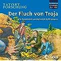 CD WISSEN Junior - TATORT FORSCHUNG - Der Fluch von Troja. Ein Ratekrimi um Heinrich Schliemann, 2 CDs