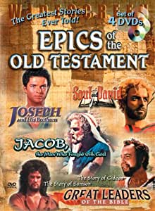 Epics of the Old Testament Collection [Import]