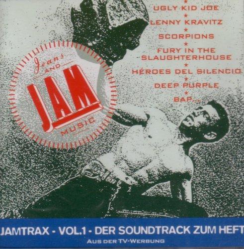 Ugly Kid Joe, Lenny Kravitz, Heroes del Silencio, Gotthard, Deep Purple, Bap..