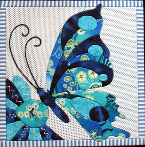 Artsi2 Large Butterfly Wall Hanging