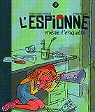 """Afficher """"L'Espionne<br /> L'Espionne mène l'enquête"""""""